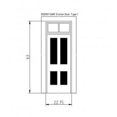 Station Door Type 1