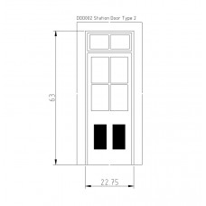Station Door Type 2