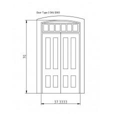 Station Door Type 3