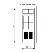 Station Door Type 6