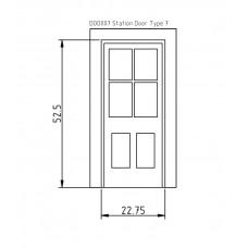Station Door Type 7