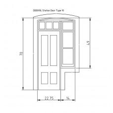 Station Door Type 10