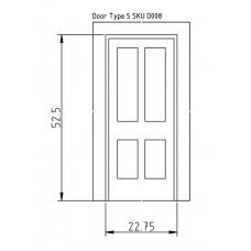 Station Door Type 5
