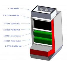 Atmos M5 Filter Mat