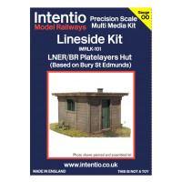 LNER/BR Lineside Platelayers Hut